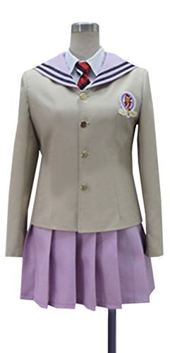 Dreamcosplay Anime Blue Exorcist female school Uniform Cosplay