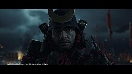 31IfFy2mRIL - Ghost of Tsushima Launch Edition - PlayStation 4