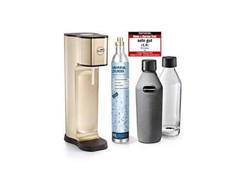 SODAPOP M806626 Joy Prestige Wassersprudler, Champagne