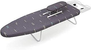 RTSFKFS Table à Repasser Planche de Repassage de Bureau en Forme de U, Support de Pliage Audacieux de ménage, économiseur ...