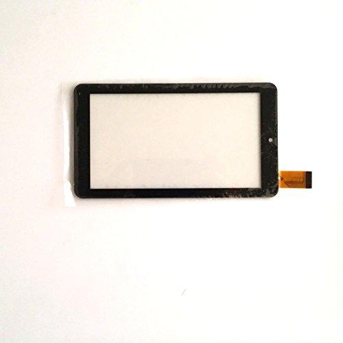Negro Color EUTOPING  De Nuevo 7 Pulgadas Pantalla tactil Digital La sustitución de para 7.0' Wolder Mitab One