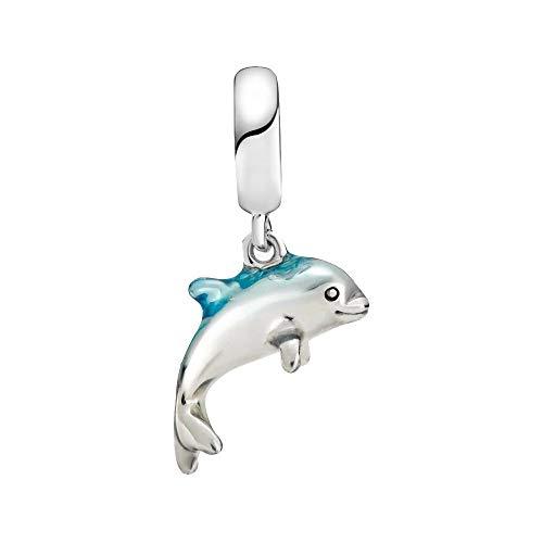 Pandora Shimmering Dolphin Dangle Charm
