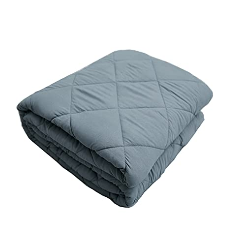 """TreeCube 15 lbs Weighted Blanket King Size (78"""" x 85"""", 15lbs), Heavy Cooling Blanket for Adults and Kids"""