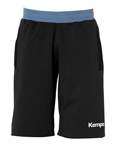 Kempa Herren Laganda Shorts, schwarz, XXXL