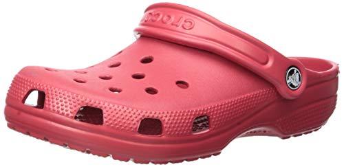 Crocs Classic Clog K, Zuecos Unisex Niños, Pepper, 23/24 EU