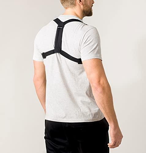 Swedish Posture® Flexi Geradehalter & Rückentrainer   sofort bessere Körperhaltung   weniger Rücken- & Schulterschmerzen   zur Physiotherapie, gegen Arthrose & Impingement