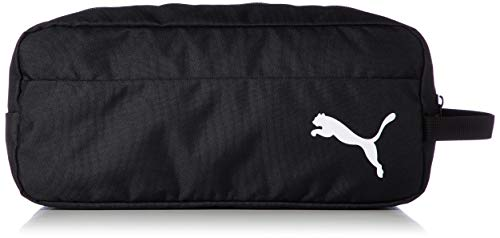 PUMA teamGOAL 23 Shoe Bag Bolsa Deporte, Unisex-Adult, Black