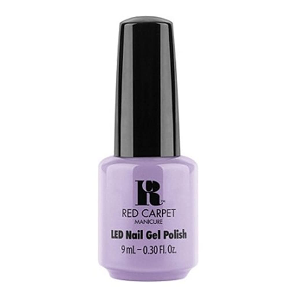 大佐タイトル病気だと思うRed Carpet Manicure - LED Nail Gel Polish - PR Darling - 0.3oz / 9ml