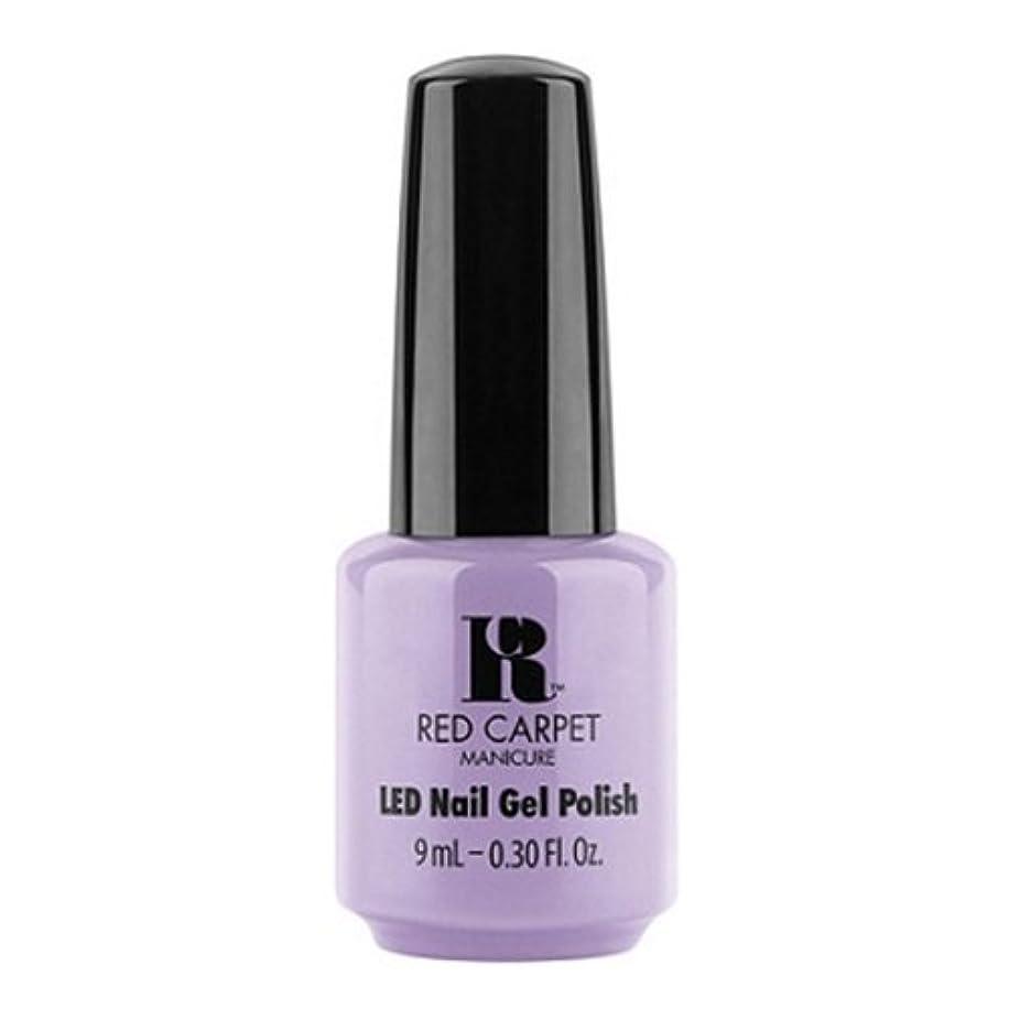 優雅な土曜日どこにもRed Carpet Manicure - LED Nail Gel Polish - PR Darling - 0.3oz / 9ml