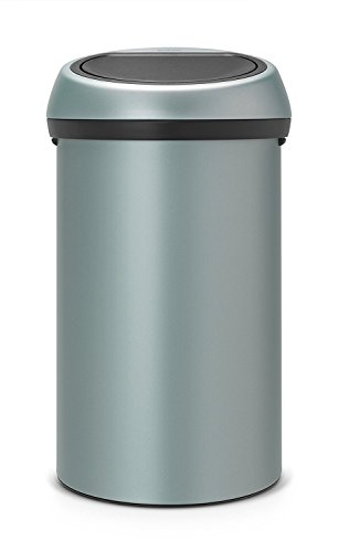 Touch bin 60 L / Metallic mint