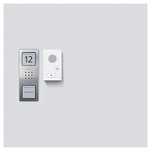 Siedle&Söhne Audio-Set Set CAB 850-1 E/W Siedle Basic In-Home-Bus Türsprech-Set 4056138008933