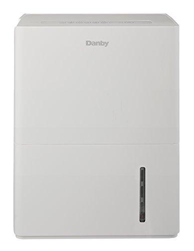 Danby 30 Pint Dehumidifier, White