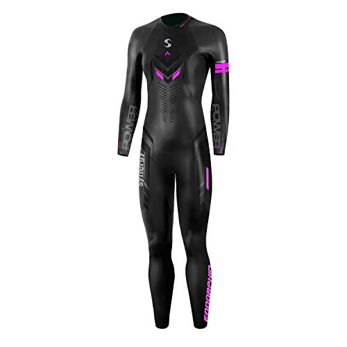 Synergy Endorphin Women's Full Sleeve Triathlon Wetsuit (W1)