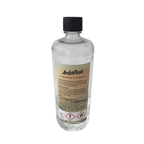 H&M Bio Ethanol 1Liter - hoher Alkoholgehalt - für Desinfektionsmittel geeingnet
