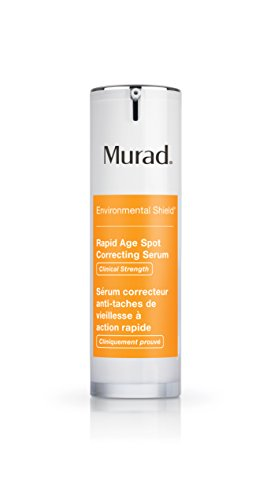 Murad Environmental Shield Rapid Age Spot Correcting Serum - Clinically Proven Skin Correction Age Spot Serum for Dark Spot Pigment Lightening - Hydroquinone Alternative Serum, 1.0 Fl Oz