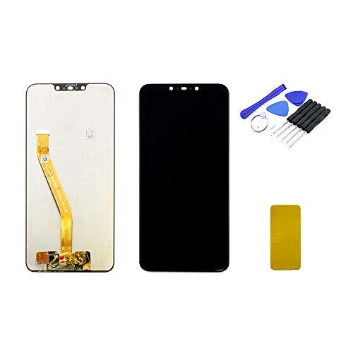 kaputt.de Display zwart (6,3 inch) voor Huawei Mate 20 Lite | LTPS IPS LCD-scherm incl. doe-het-zelf reparatieset