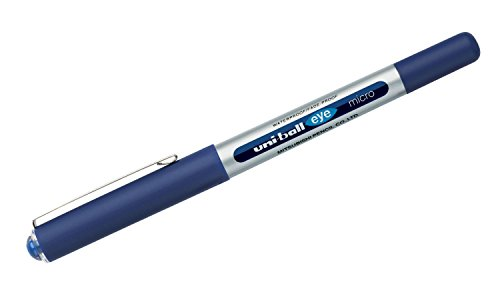 Uni-Ball 148051 - Tintenroller Uni-Ball Eye UB-150, micro, 0,2 mm, blau