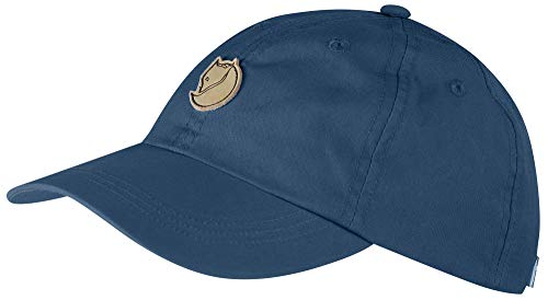 FJÄLLRÄVEN Kinder Kappe Helags Junior Mütze, Uncle Blue, One Size