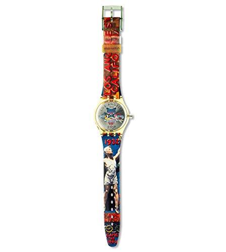 Swatch Stop 1994 - SSZ100 - Los Angeles 1932 - Nuovo