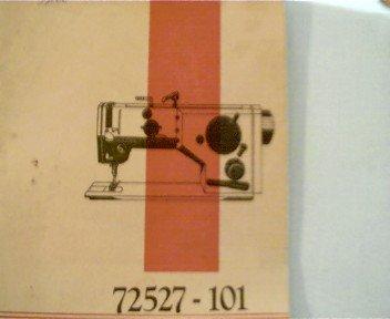 Bedienungsanleitung zur Einnadel-Flach-Bett-Zickzack-Industrienähmaschine,