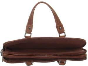 Porte-documents fin homme en cuir 2 compartiments Oscar Arthur /& Aston 1978-08 taille 29 cm