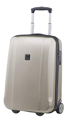 TITAN Koffer Xenon, 53 cm, 36 Liter, champagner, 809403-40