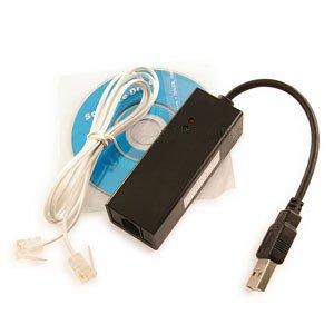 Importer520 USB 56K External Fax Data Modem