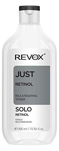 REVOX B77 JUST Retinol Serum for Face 300 ml - High Strength Facial Serum for Moisturizing, Skin Repair, Fine Line and Wrinkles – Toning Solution for Face & Neck