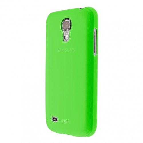 Artwizz 1264-SJCL-S4MG Rubber Clip Light für Samsung Galaxy S4 Mini (Neon-Grün)