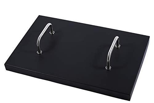 5004 Griddle Grill Hard Cover for Blackstone 36 inch Griddle, Black