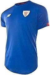 Camiseta New Balance Athletic Bilbao ENTRENO AZ 2019/2020 para Hombre