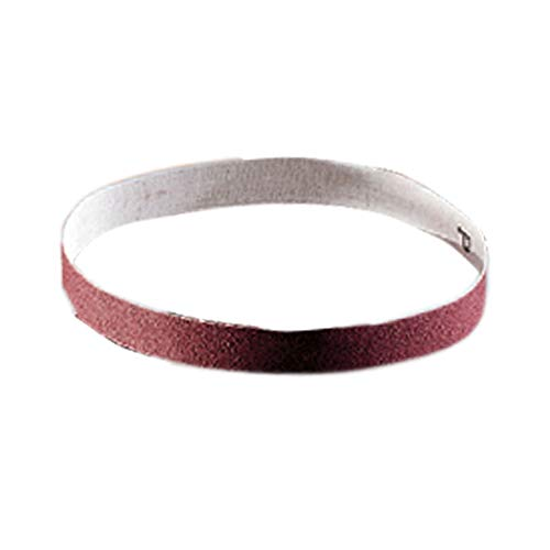 FLEXOVIT Schleifband/Schleifbänder Gewebe   13x610 mm   100 Stück   Körnung: 120