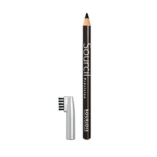 Bourjois - Crayon Sourcil Précision - Fini naturel - Pinceau intégré - 08 Brun Brunette 1,13gr