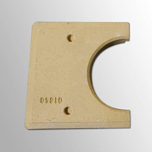 Jetfire-Flammbündelplatte für AquaTherm 105 - AC 105 von Lohberger, Schamottplatten