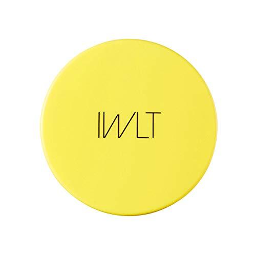 IWLTメイモーニングクッション#21号(レモンクッション) - リフィルなし、ナチュラルデイリーメイクのためのサンプロテクティング カバー クッション ファンデーション