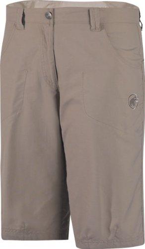 Mammut Niala Women's Shorts Long taupe 38