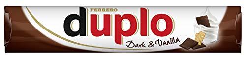 Duplo Dark & Vanilla Sundae Choco Style Limited Edition, 48er Pack (48 x 18,2g Riegel)