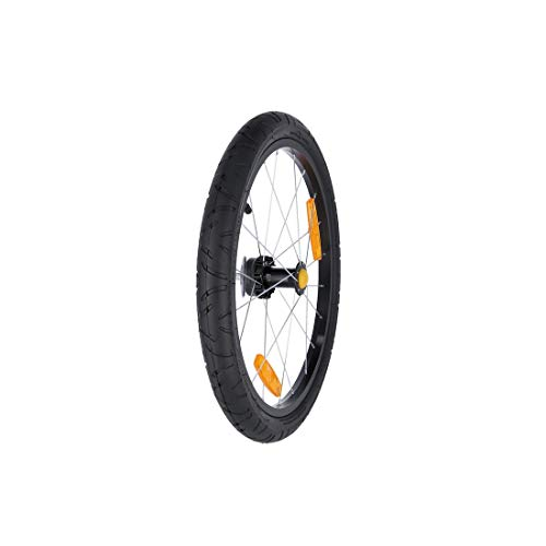Burley Unisex – Bicicleta de Adulto 20 de Aluminio, botón pulsador, Color Negro/Gris, Talla única