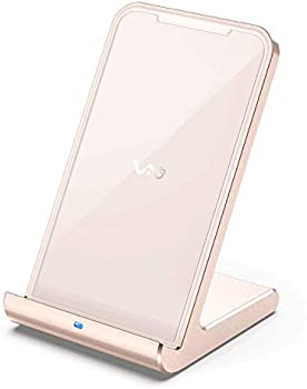 Vebach Aluminum Frame Fast 10W Wireless Qi Charger