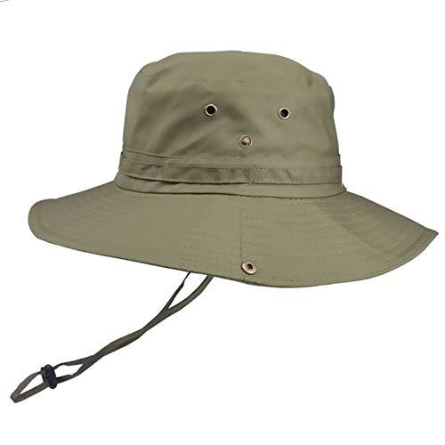 Sombreros de Pesca, Gorro de Pesca Plegable Sombrero para el Sol de...