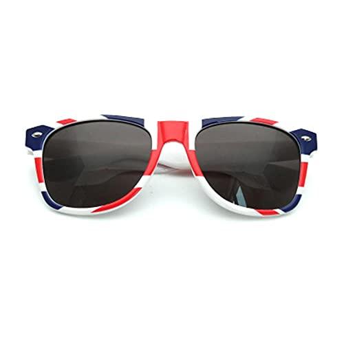 MU-PPX Gafas De Sol para Mujer Gafas De Sol Uv400 Protección UV Gafas De Sol Polarizadas con Protección Uv400 Vintage Shades para Mujer