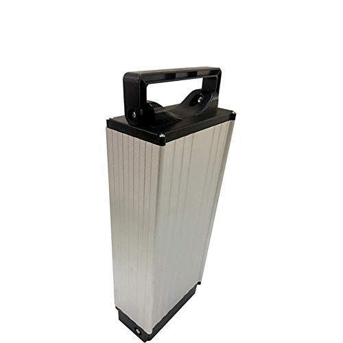 HLDUYIN Batería de Litio de 48 V 20 Ah con Cargador de 3 A, batería eléctrica de Alta Potencia de 48 V 1500 W, batería de Bicicleta eléctrica para Bicicleta eléctrica y Motor de 1000 W/1500 W