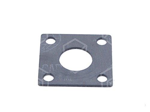 Groepafdichting voor espressomachine lengte 68 mm breedte 68 mm materiaaldikte 2,5 mm gatafstand 49 mm