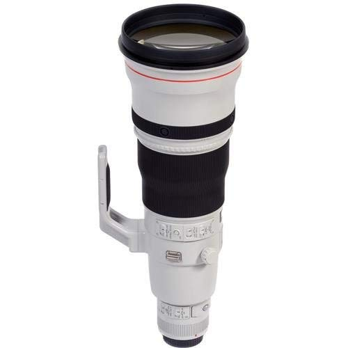 Canon EF 600mm f/4L is II USM Lens (International Model No Warranty)