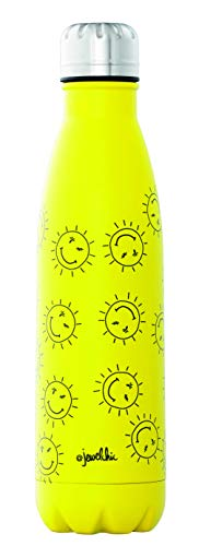 @Jewelchic by House VIP DW-Insulated Stainless Steel 17-Ounce Water Bottle