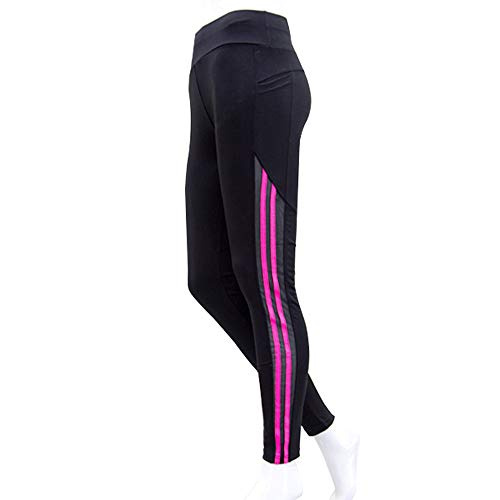 QINB Dames joggingbroek stretch strakke yoga broek