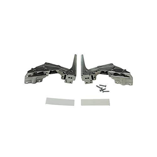 Tür Scharnier Set 1 Paar passend für Bosch Kühlschrank Gefrierschrank 00481147 481147