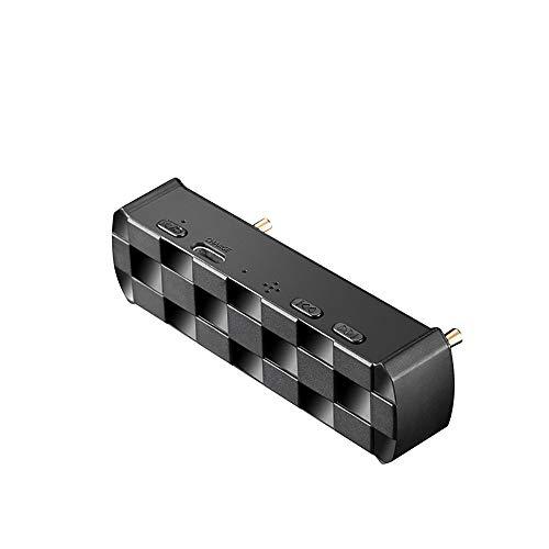 FAY Bluetooth 5.0 Amplificador De Potencia De Audio, Amplificadores Estéreo Casero Sin Hilos De Alta Fidelidad con Entrada AUX/USB para PC Mobile Phone House, Sala De TV