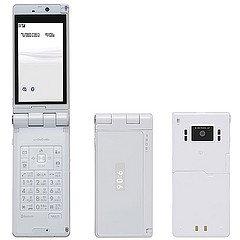 P906i ホワイト 携帯電話 白ロム ドコモ docomo