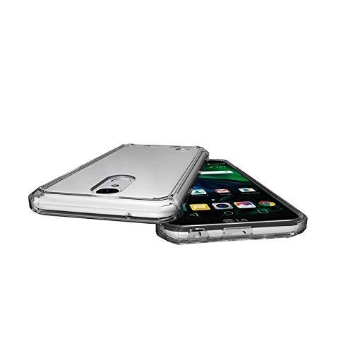 Capinha Silicone Transparente Antichoque LG K9